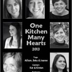 Une cuisine, beaucoup de coeurs. One Kitchen, Many Hearts: Paris Edition