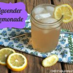 Baby, it's HOT Outside (Somewhere): Life Changing Lavender Lemonade