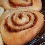 A Gift for a Friend: Vanilla Latte Cinnamon Rolls