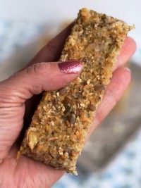Savory Energy Bars