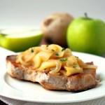 Apple Cider Pork Chops {30-Minute Meal}