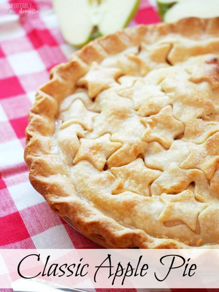 Classic-Apple-Pie | ComfortablyDomestic.com