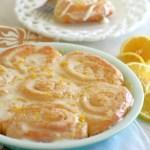 Lemon Sweet Rolls