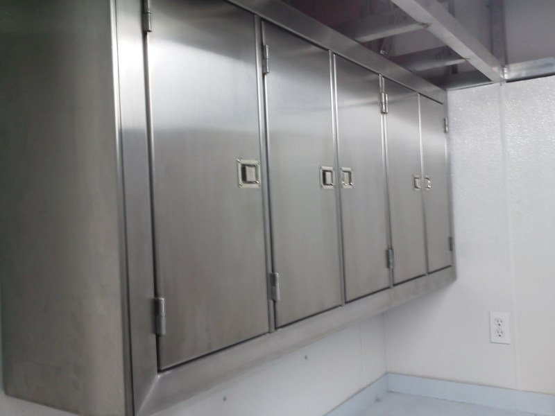 Large Of Stainless Steel Cabinets