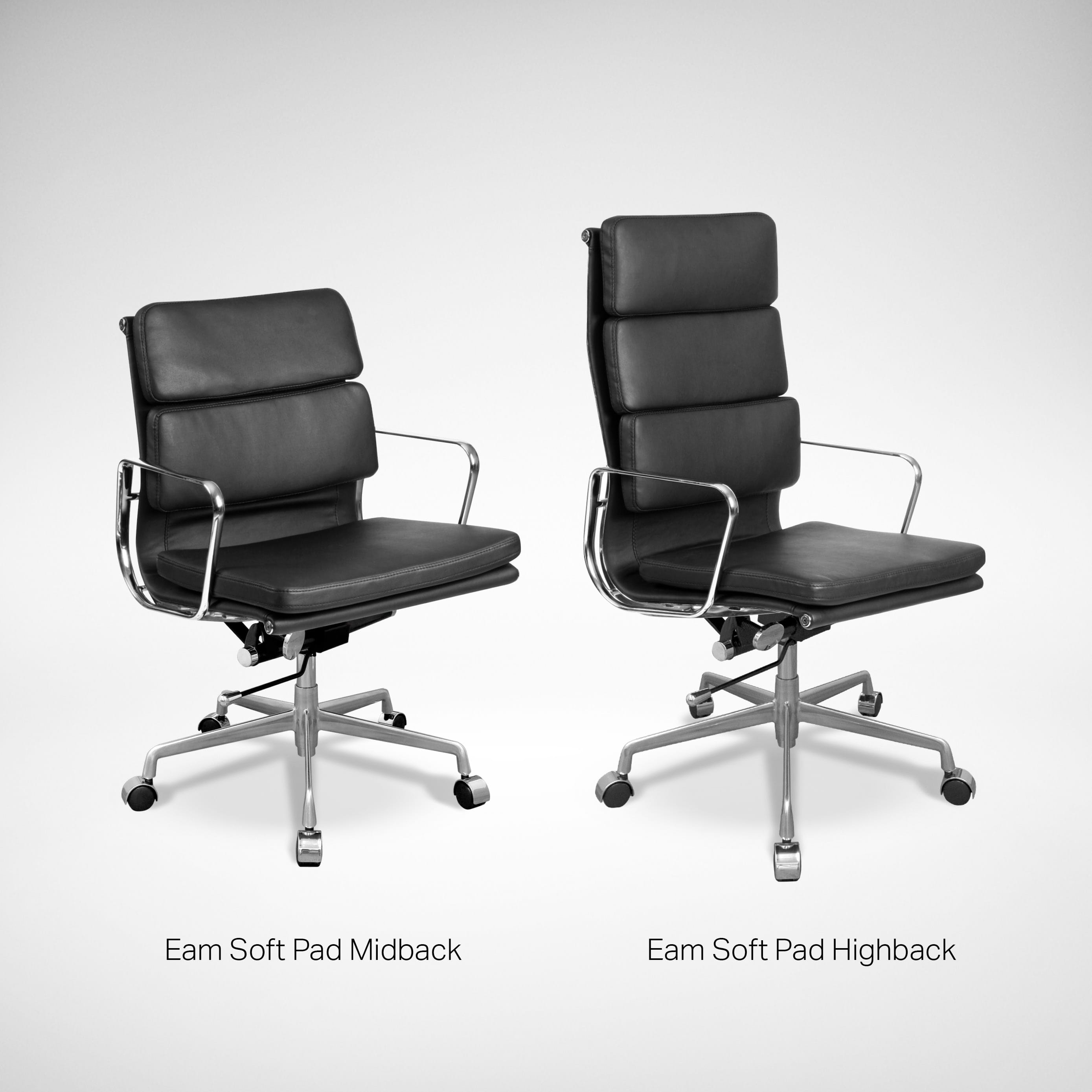 Eam Chair Eam Soft Pad Midback Office Chair Comfort Design The