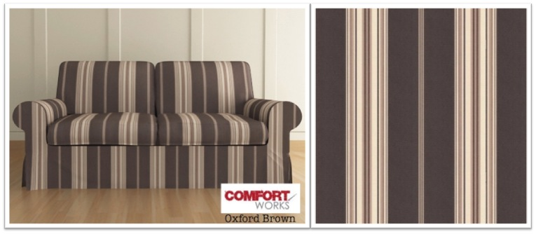 Sofa Slipcover Patterns Free Custom Ektorp Covers - Comfort Works Blog & Design