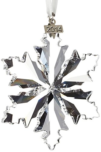 Swarovski Christmas Ornaments - Stunning Collectibles
