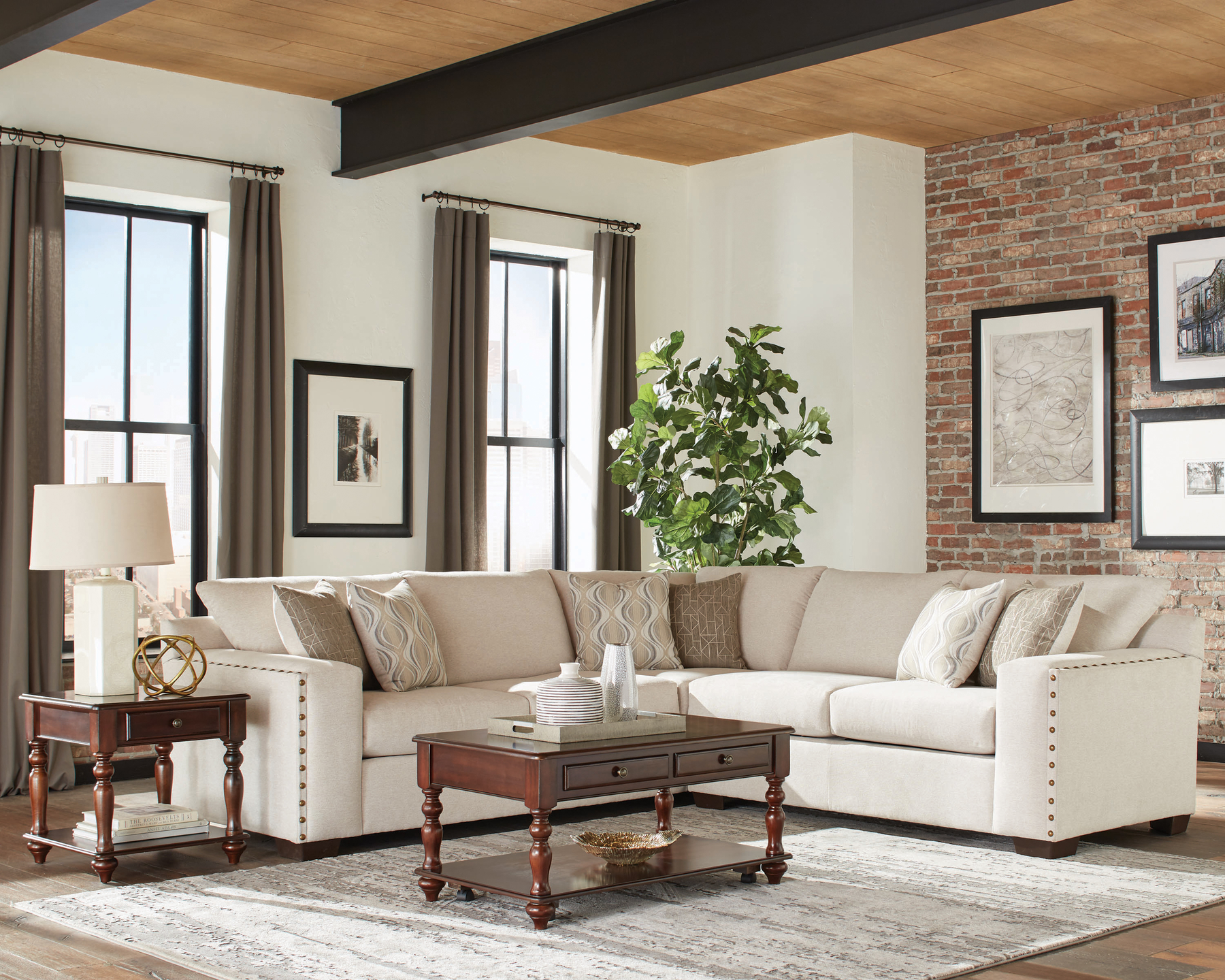 Aria Sectional Sofa 508610 Coaster Furniture Sectional Sofas Comfyco Furniture