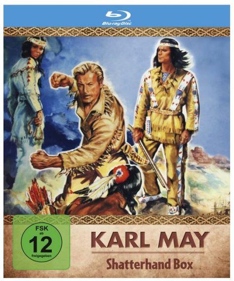 Karl May Shatterhand Box