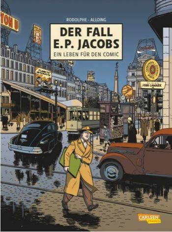 Der Fall E. P. Jacobs