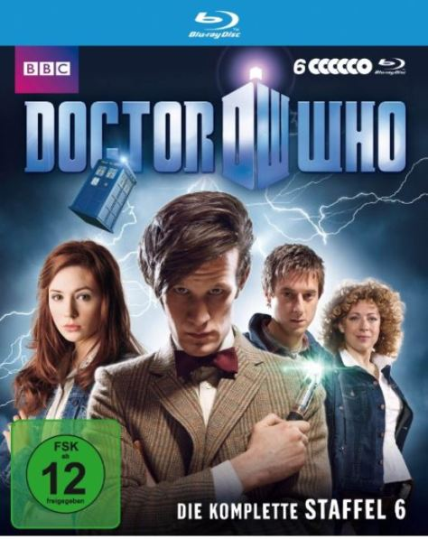 Doctor Who - Staffel 6