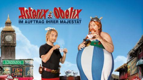 Asterix im Kino