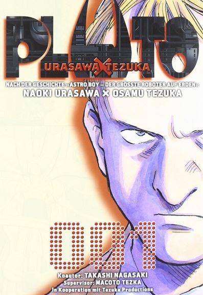 Naoki Urasawa: Pluto: Urasawa X Tezuka