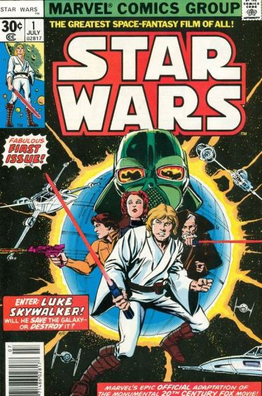Star Wars Classic Comics