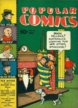 Popular Comics