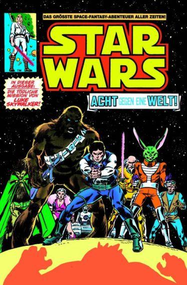 Star Wars Classics, Bd. 1: Doomsworld