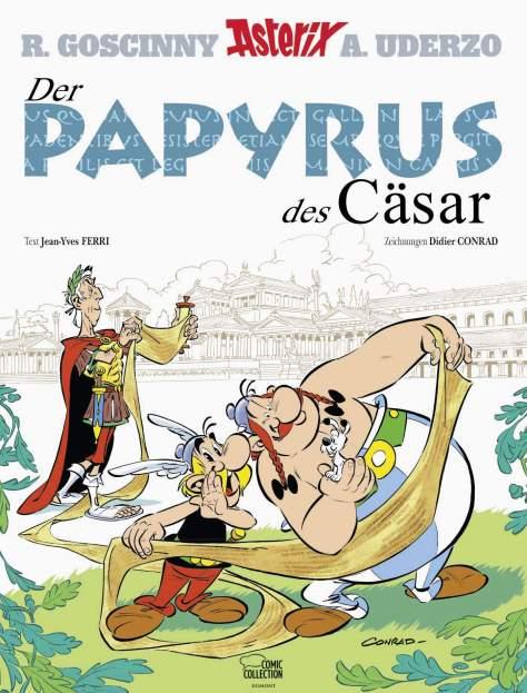 Asterix: Der Papyrus des Cäsar