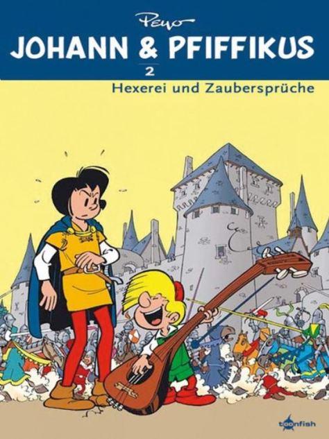 Johann und Pfiffikus Bd. 2: Hexerei und Zaubersprüche
