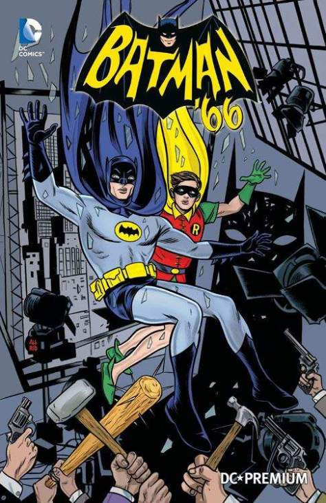 DC PREMIUM 91 BATMAN 66 Band 3 auf 333 Exemplare limitiertes HC
