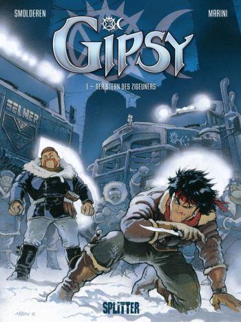 Enrico Marini: Gipsy