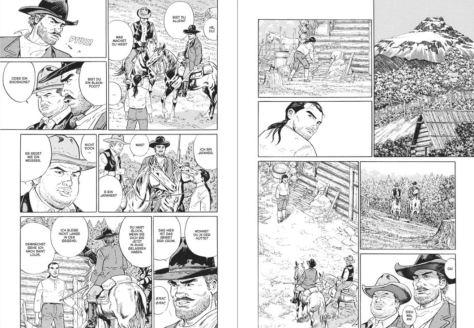 Jiro Taniguchi: Sky Hawk