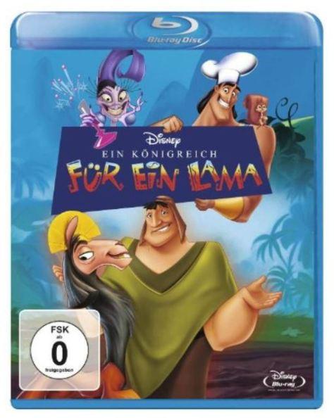 Walt Disney: Ein Königreich für ein Lama