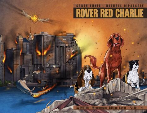 Rover Red Charlie