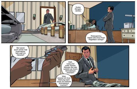 James Bond: VARGR
