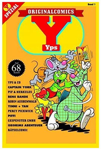 YPS Orginalcomics