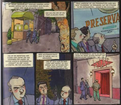 Miguelanxo Prado: Der tägliche Wahn