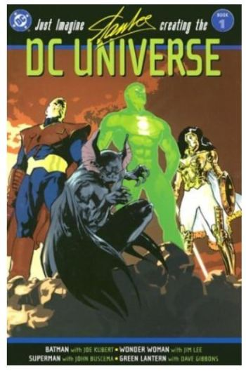 Batman - Just Imagine - Stan Lee Creating the DC Universe