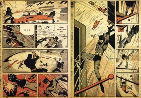 Bat-Manga!: The Secret History of Batman in Japan