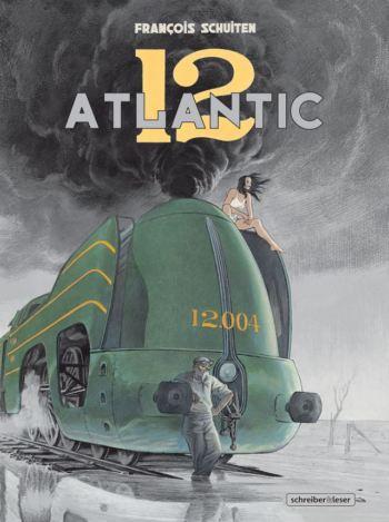 Francois Schuiten: Atlantic 12