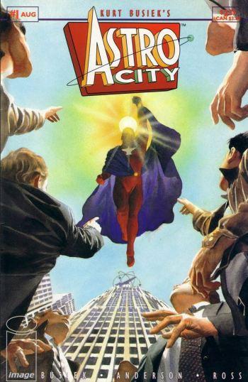 Astro City: Der gefallene Engel