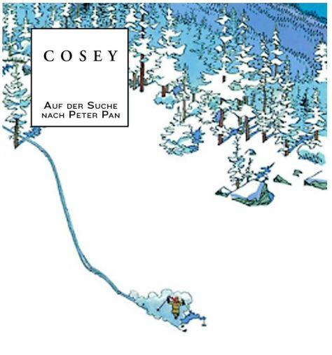 Cosey: Auf der Suche nach Peter Pan