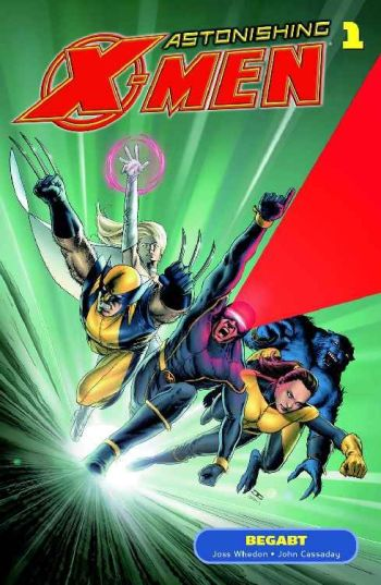 Astonishing X-Men # 1: Begabt