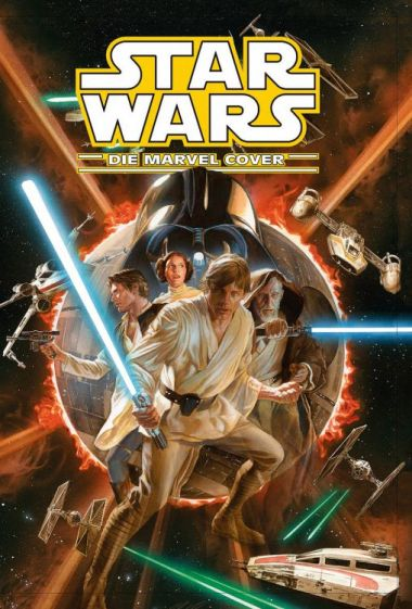 Star Wars – Die Marvel Cover