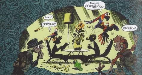 Spirou + Fantasio: Der Zorn des Marsupilamis