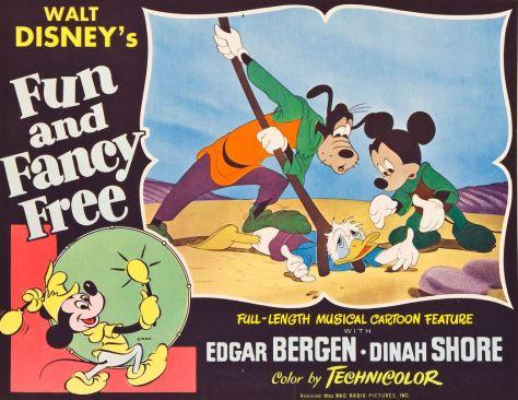 Walt Disney: Fröhlich, frei und Spaß dabei