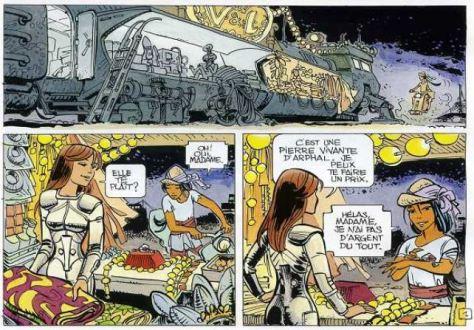 Valerian & Veronique # 19: Am Rande des großen Nichts
