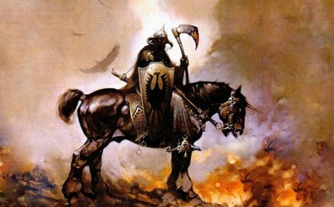 Frank Frazetta: Death Dealer