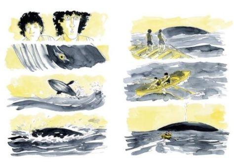 Javier de Isusi: Ich habe Wale gesehen