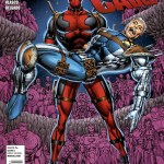 Deadpool & Cable #25 Rob Liefeld Variant