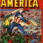 Captain America 128 page