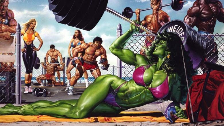 The hulk porn