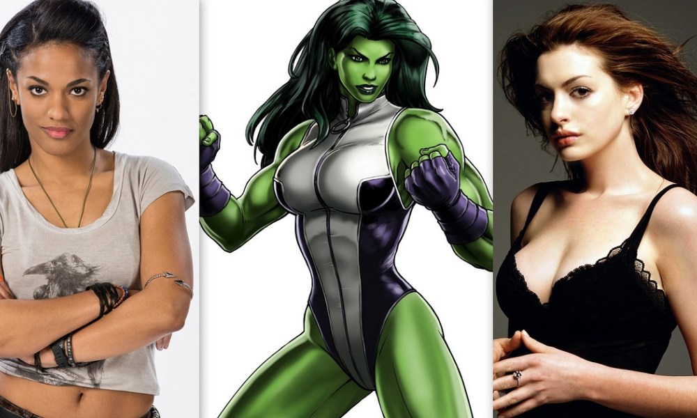 6 Actresses Shortlisted For The She-Hulk's Netflix Series!