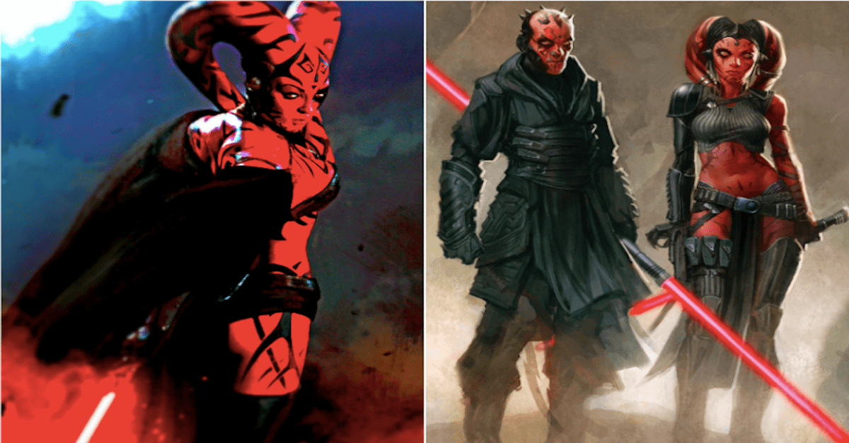 "9 Amazing Facts About  Darth Talon – ""A Story Of Mere Twi'lek To Sith Lord's Own Will"""