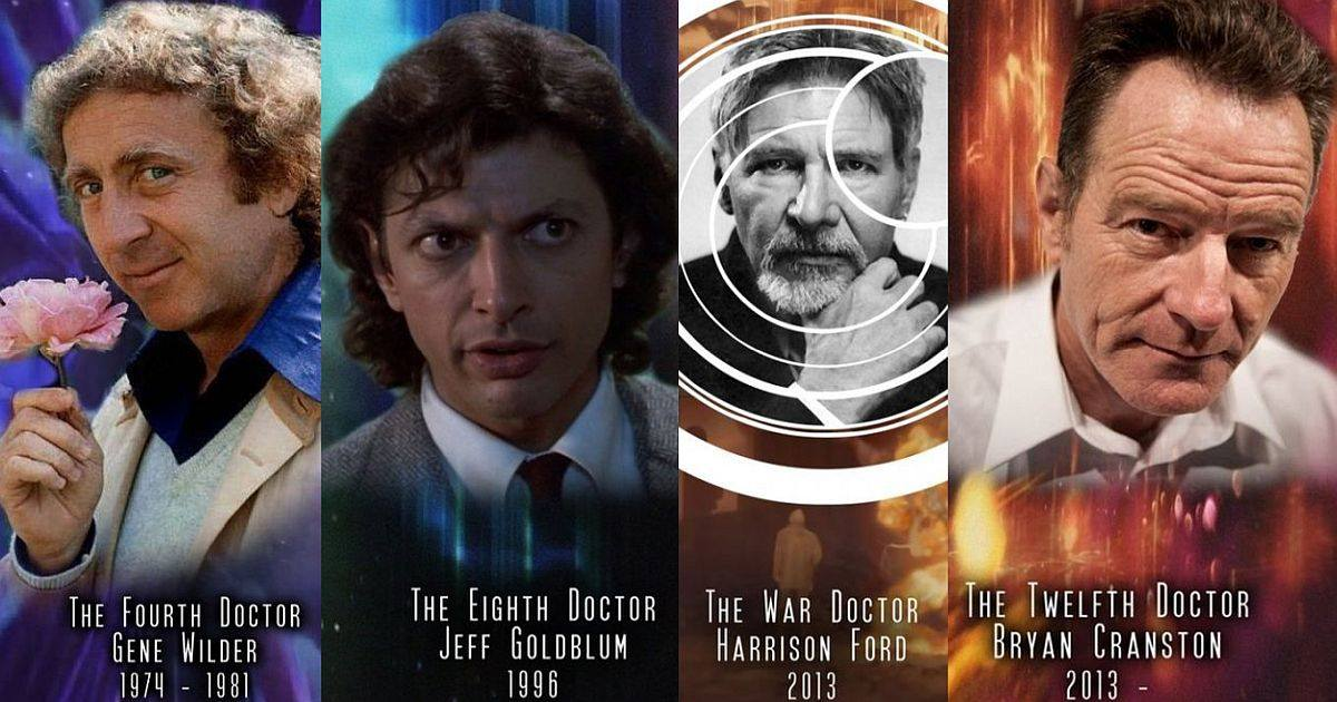 13 Actors Would Have Played Doctor Who, If It Was Made In America.