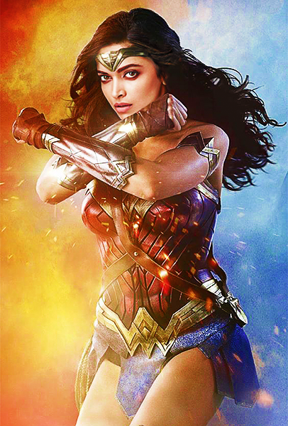 deepika padukone superhero movie