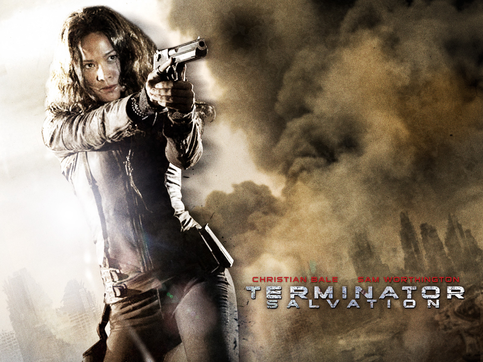Terminator Salvation Terminator Terminator Salvation Wallpaper 6 Wallpaper Terminator